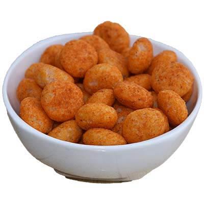 Chatpatta Jowar Balls