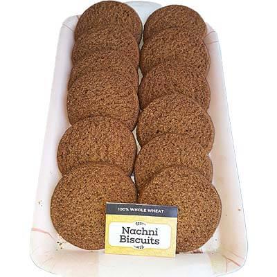 Sugar Free Nachni Ragi Cookies